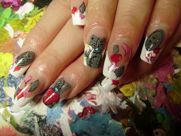 Грибок ногтя большой палец руки