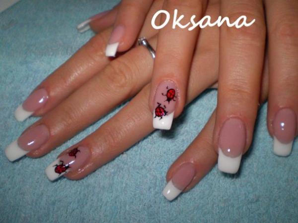 Фото нарощенных ногтей фото бесплатно