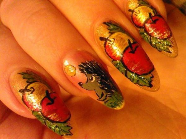 Картинки на темы наращивание ногтей