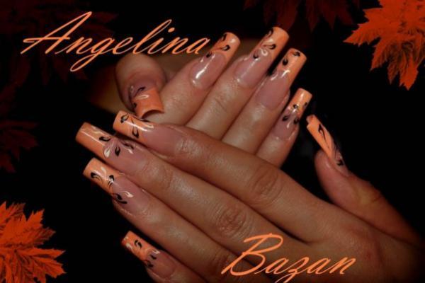 Наращивание ногтей в г. Тольятти
