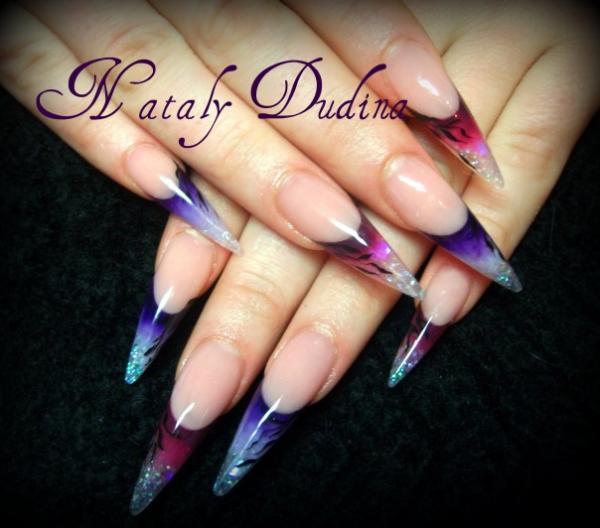 Дизайн ногтей фотогалерея 2010 френч
