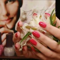 Маникюры на ногти в домашних условиях 124